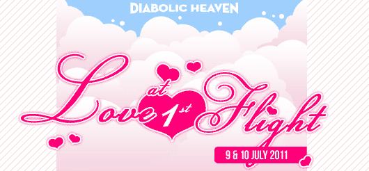 9 &#038; 10 juli: <br> Love at First Flight 2011 Image