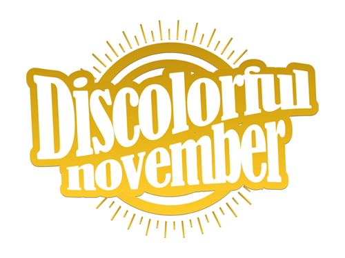Discolorful November 2011 was a success! Image