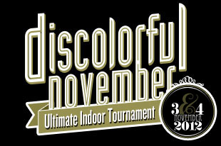 Discolorful November 2012: Final Ranking! Image